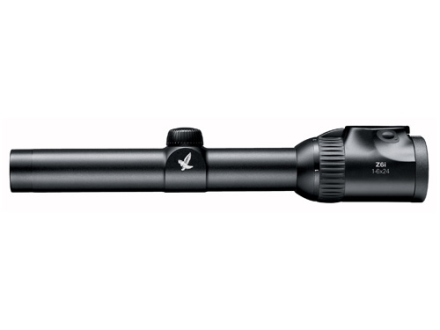 Swarovski Z6i 2nd Generation Rifle Scope 30mm Tube 1-6x 24mm 3/20 Mil Adjustments Illuminated BRT-I Reticle Matte