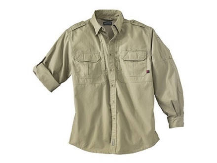 Woolrich Elite Shirt Long Sleeve Poplin