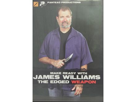 "Panteao ""Make Ready with James Williams:  The Edged Weapon"" DVD"