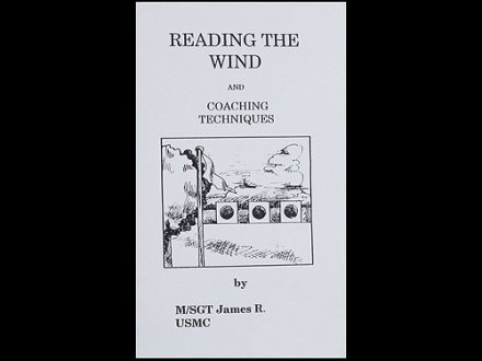 """Reading the Wind and Coaching Techniques"" Book by Jim Owens with Wind Charts CD-ROM"