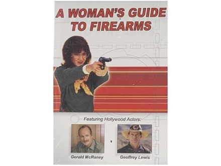 "Gun Video ""A Woman's Guide to Firearms"" DVD"