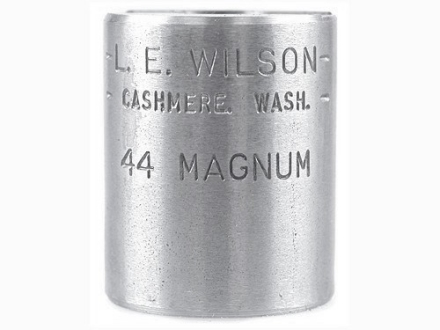 L.E. Wilson Case Length Gage 44 Remington Magnum