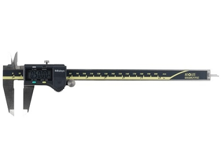 """Mitutoyo Electronic Caliper 8"""" Stainless Steel"""
