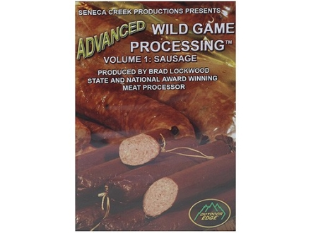 "Outdoor Edge Video ""Sausage: Advanced Game Processing Volume 1"" DVD"