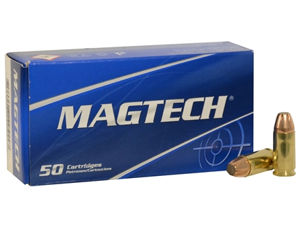 Magtech Sport Ammunition 9mm Luger 95 Grain Jacketed Soft Point Box of 50
