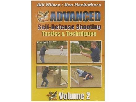 "Wilson Combat Video ""Advanced Self-Defense Shooting Tactics & Techniques, Volume 2"" DVD"