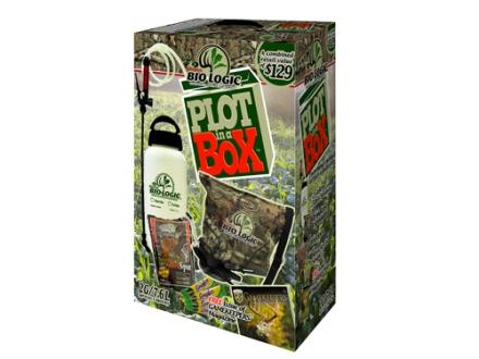 """Biologic """"Plot in a Box"""" Food Plot Kit"""