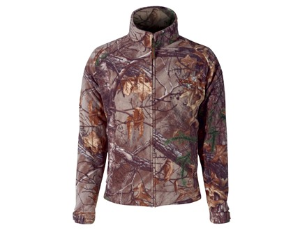 Scent-Lok Men's TimberFleece 360 Bowhunter Jacket Long Sleeve Polyester
