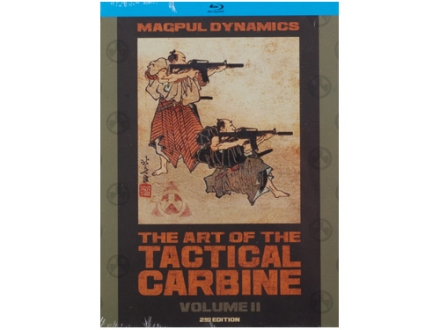 "Magpul Dynamics ""Art of the Tactical Carbine"" Blu-Ray 4 Disc Set Volume 2, 2nd Edition"