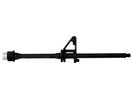 "DPMS Barrel AR-15 5.56x45mm NATO Lightweight Contour 1 in 9"" Twist 16"" Chrome Moly Matte with Front Sight Pre-Ban"