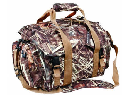 Flambeau Large Floating Blind Bag Nylon Realtree Max-4 Camo