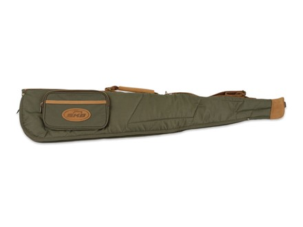 "SKB Dry-Tek Shotgun Case with Pocket 52"" Nylon Green"