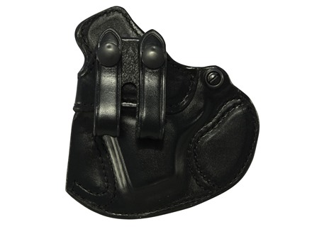 DeSantis Cozy Partner Inside the Waistband Holster Left Hand Beretta Pico Leather Black