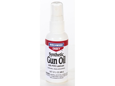 Birchwood Casey Synthetic Gun Oil 2 oz Pump