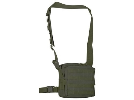 Maxpedition Active Shooter Bag PALS Webbing Front Nylon