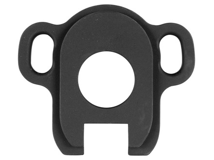 GG&G Loop End Plate Sling Mount Adapter Remington 870, 1100, 11-87 12 Gauge Ambidextrous Aluminum Matte