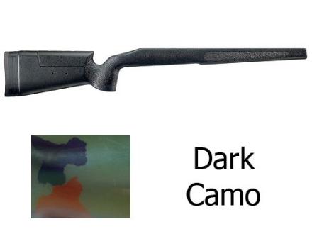 McMillan A-3 Rifle Stock Remington 700 BDL Short Action Varmint Barrel Channel Fiberglass Semi-Inletted