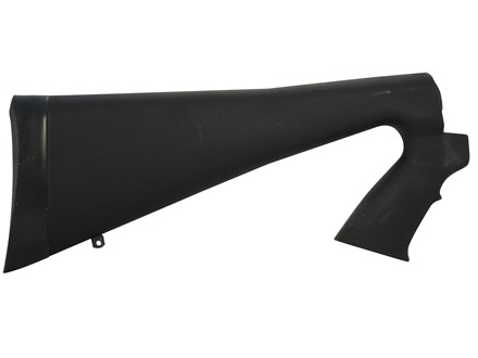 Advanced Technology Shotgun-Style Stock with Pistol Grip Remington 7600 Polymer Black