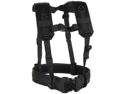 Blackhawk Load Bearing H-Suspenders/Harness Nylon Black