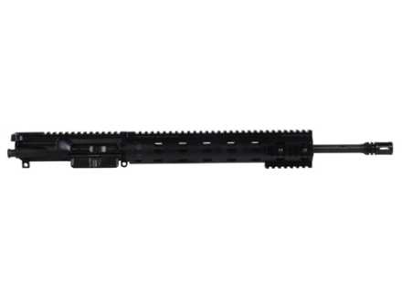 "Daniel Defense AR-15 DDM4v7 LW A3 Flat-Top Upper Assembly 5.56x45mm NATO 1 in 7"" Twist 16"" Light Barrel Chrome Lined CM with MFR 12.0 Modular Rail Free Float Handguard, Flash Hider"