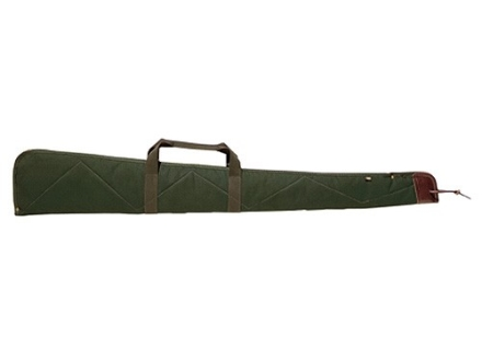 "Bob Allen Shotgun Gun Case 48"" Canvas Green"