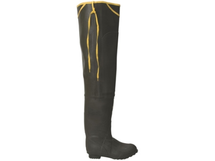LaCrosse Trapline Uninsulated Rubber Hip Waders