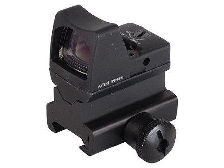 Trijicon RMR Reflex Red Dot Sight Red Dot Matte with RM34 Mount Matte