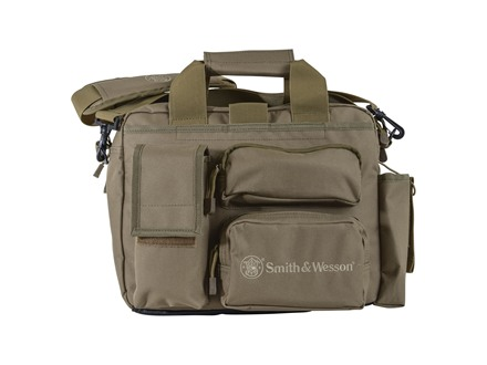 Smith & Wesson M&P Off-Duty Satchel Nylon Tan