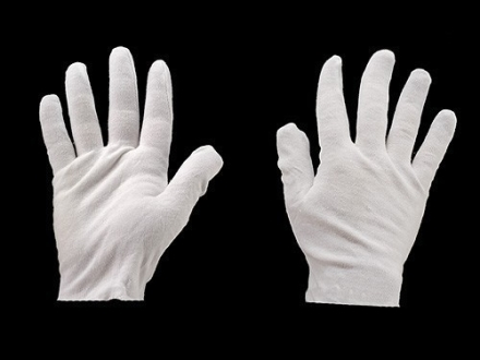 Tipton Cotton Inspection Gloves Package of 4 Pair