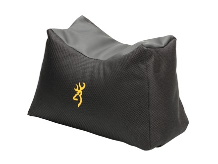 Browning MOA Utility Shooting Rest Bag Nylon Black