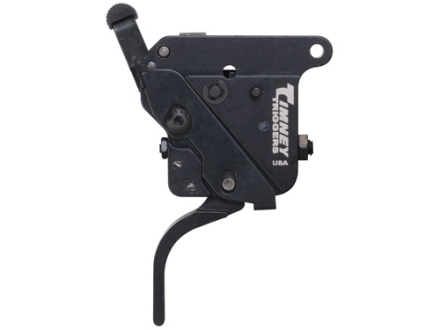Timney Rifle Trigger Remington 700, 7, 40X Flat Left Hand with Safety 1-1/2 lb to 4 lb