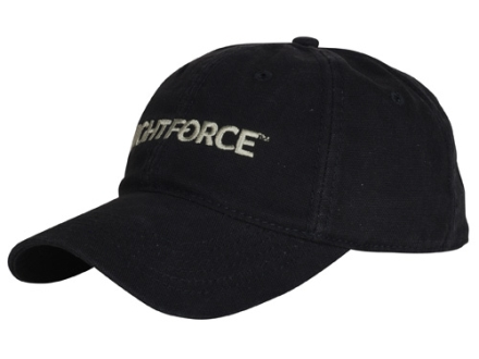 Nightforce Cap Cotton Black