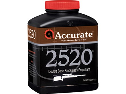 Accurate 2520 Smokeless Powder