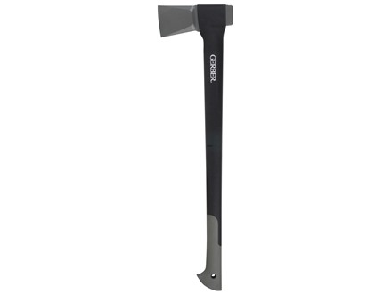 "Gerber Splitting Axe 28-1/2"" Overall Length Polymer Handle Black"