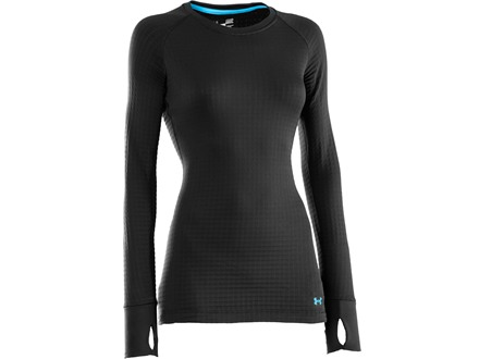 Under Armour Women's UA Base 4.0 Crew Base Layer Shirt