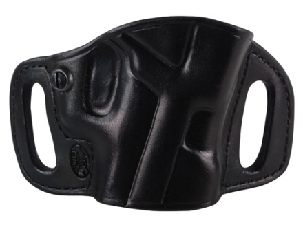 El Paso Saddlery High Slide Outside the Waistband Holster Right Hand Sig Sauer P220, P226 Leather Black