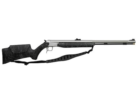 "CVA Accura Muzzleloading Rifle 50 Caliber #209 Primer Synthetic Stock Black 1 in 28"" Twist 27"" Fluted Stainless Steel Barrel"