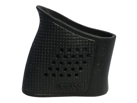 Pachmayr Tactical Grip Glove Slip-On Grip Sleeve Kel-Tec P-3AT, P-32, Ruger LCP, Taurus 738 TCP Rubber Black