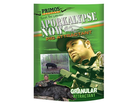 Primos Aporkalypse Now Pig Attractant Granular 4.5 lb