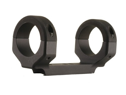 "DNZ Products Game Reaper 1-Piece Scope Base with 1"" Integral Rings Remington 4, 6, 750, 7400, 7600 Matte Medium"