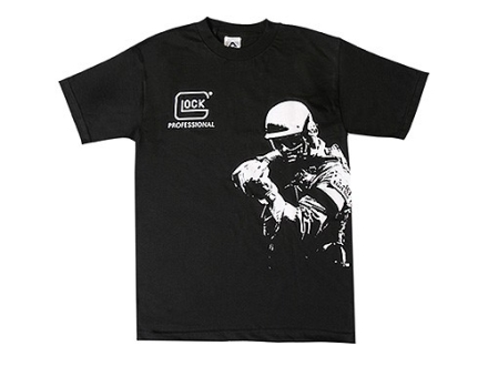 Glock Professional T-Shirt Short Sleeve Cotton