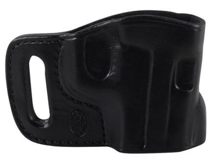 El Paso Saddlery Combat Express Belt Slide Holster Right Hand Sig Sauer P220, P226, P229, P228, P225 Leather Black