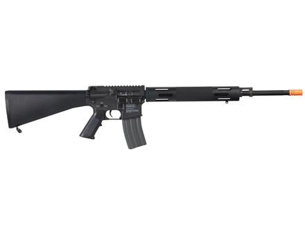 Bushmaster Predator Airsoft Rifle 6mm Electric Full/Semi-Automatic Polymer Black