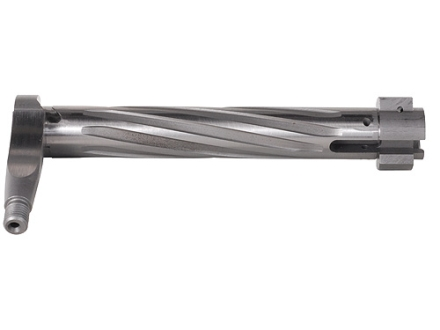 PTG One-Piece Fluted Bolt With Handle Remington 700 Short Action 308 Winchester Bolt Face Chrome Moly In The White