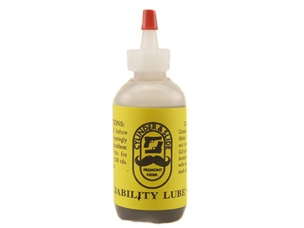 Cylinder & Slide Reliability Lube Gun Oil 2 oz Liquid