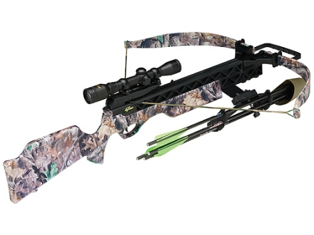 Excalibur Axiom Crossbow Package with 4x 32mm Axiom Scope Custom Camo
