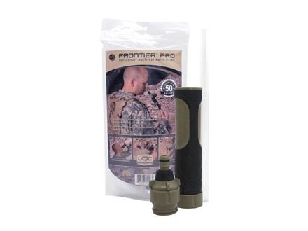 Aquamira Tactical Frontier Pro Emergency Water Filter