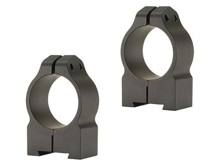 "Warne 1"" Permanent-Attachable Ring Mounts Tikka"