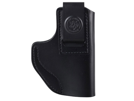 DeSantis Insider Inside the Waistband Holster Springfield XDS Leather Black
