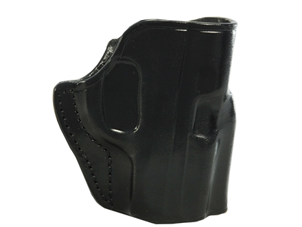 Galco Stinger Belt Holster Right Hand Glock 26, 27, 33 Leather Black